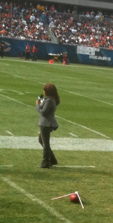 Consider, Pam oliver sexy pics
