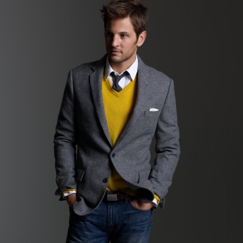 The Truth about Sport Coats (not that we were ever lying ...
