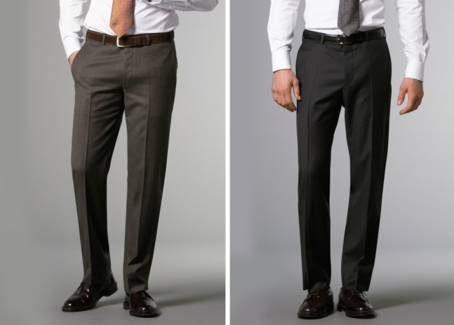 Men s fashion do s and dont s dressed to a t for Shirt and pants color combinations
