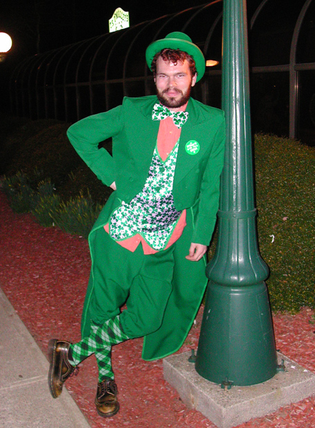 Who S Your Paddy Dressed To A T