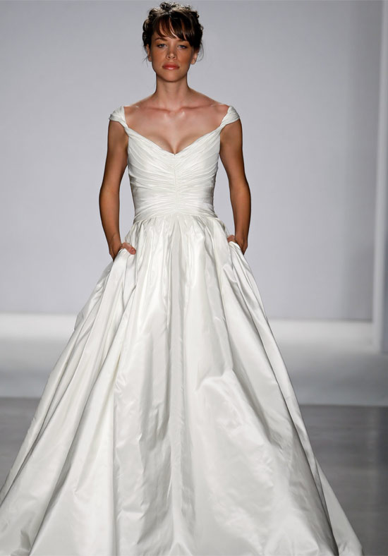you can certainly get away with wearing your wedding gown for a ball
