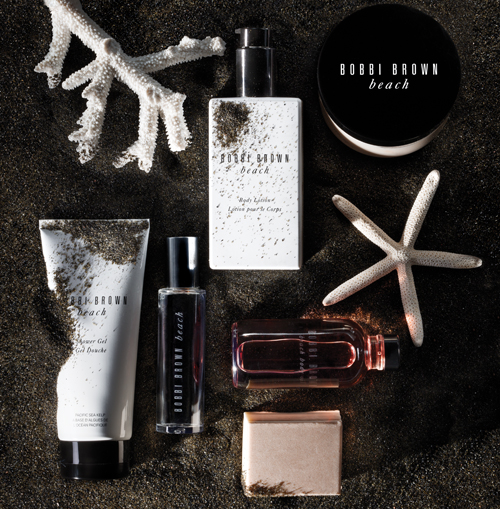 Beauty and the beach dressed to a t for Bobbi brown beach soap