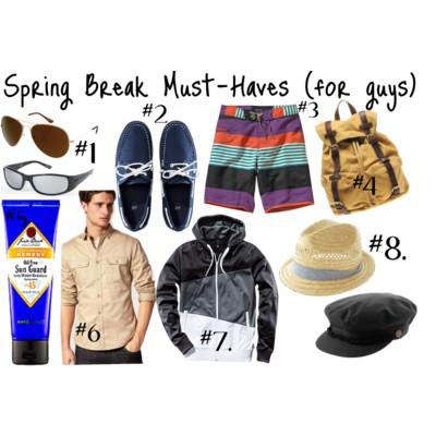 spring-break-must-haves-for-guys