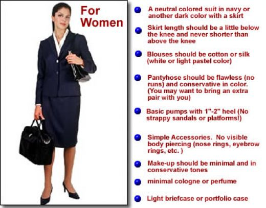 dressing-for-a-interview-for-women