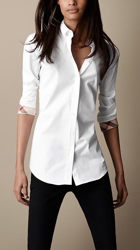 Rocking the White Shirt – DRESSED TO A T