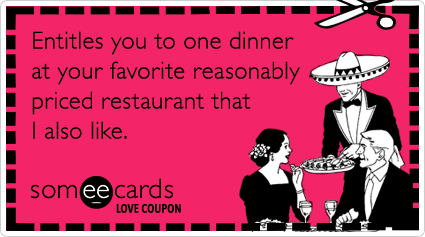 All you need is Love – Valentines Day Coupon