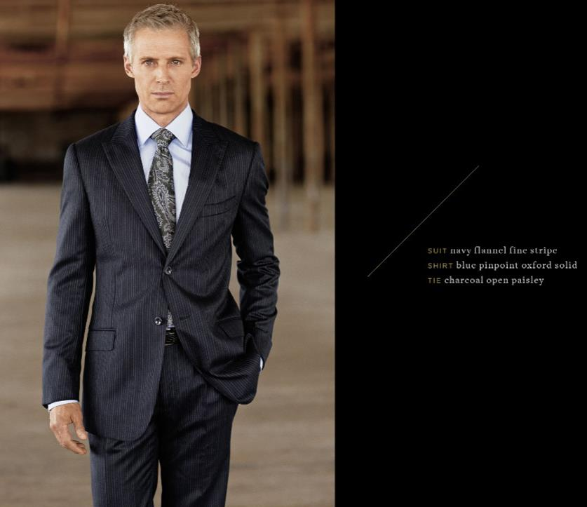 Men's Suits | DRESSED TO A T