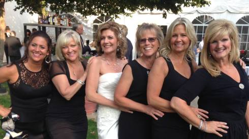 donnas wedding