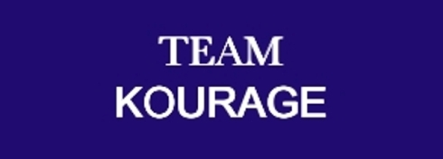 Team Kourage banner